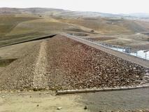 Réalisation d'un Petit Barrage à Oued Talbent-Aïn Defla